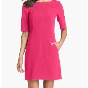Fuschia Tahara A line dress size 4
